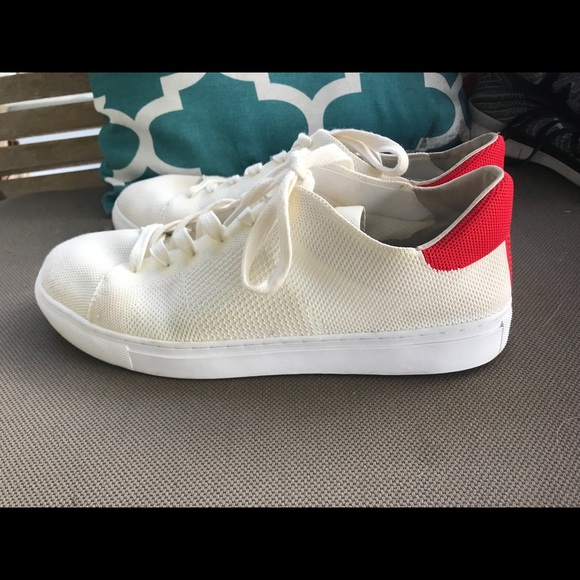 075ad2a2174 Greats Royale knit white sneakers white MINT